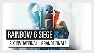 Six Invitational 2018 - Rediffusion de la grande Finale & dévoilement d'Outbreak.