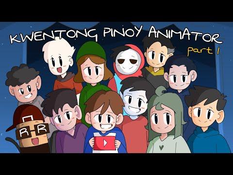 KWENTONG PINOY ANIMATOR ft. Pinoy Animators
