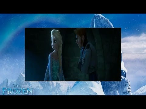 Frozen - Elsa Imprisoned English HD (Subs)