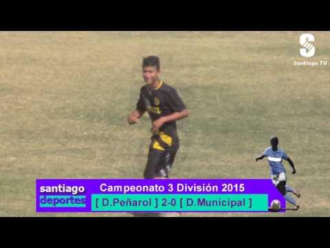 Campeonato de 3 División [SANTIAGO DEPORTES ]