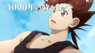 Primer PV de la la saga de OVAs Sekai Tougou hen (El mundo reunificado) de Tales of Symphonia The Animation. La primera OVA sale a la venta el 23 de .