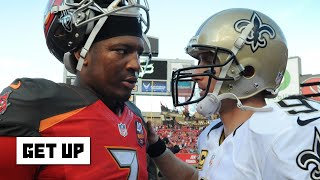 How does Jameis Winston fit with Drew Brees and the Saints? | Get Up