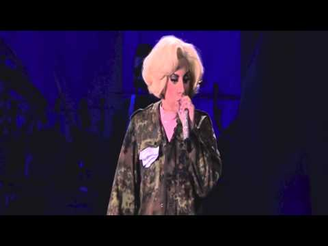 ▶ Lady Gaga  What's Up? 4 Non Blondes Live Cover - 432Hz - Engineer Mix -