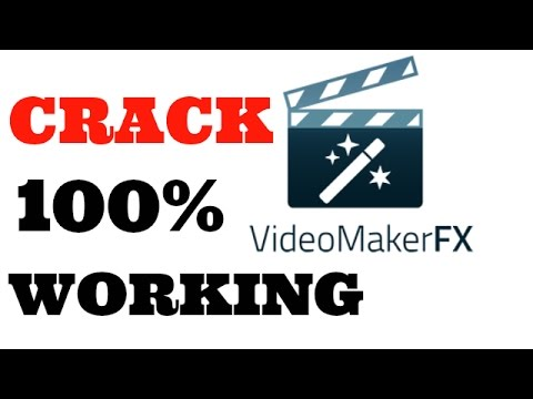Crack VideoMakerFx 100% Working