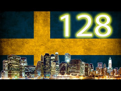 Swedish names for things in THE CITY - 10 Swedish Words