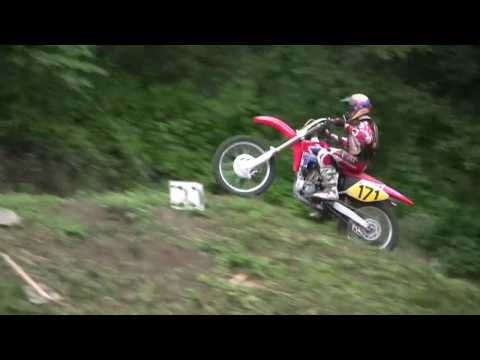 Mankato Hillclimb - Top Ten Fastest Riders competing in the King of the Hill