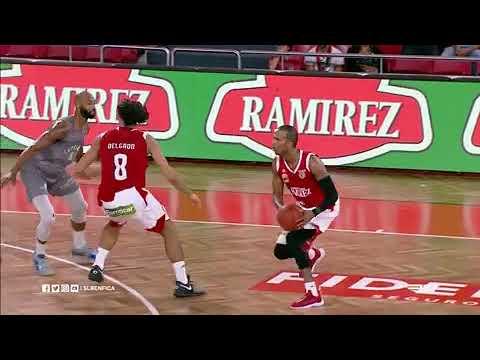 708bc8e7b6 LPB Basket    SL Benfica 89 - 69 SC Lusitânia - YouTube