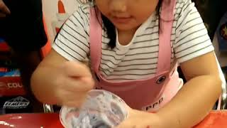 SLIME WORKSHOP with Elmers x National Bookstore