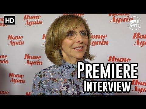 Producer Nancy Meyers Premiere   Home Again