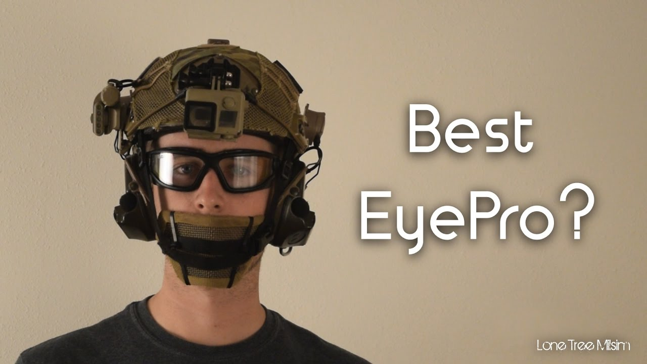 Airsoft Glasses Review