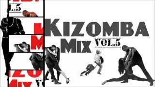 DJ ALYG - Kizomba mix Vol .5 (2015)