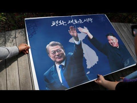 With Korean leaders Kim Jong-un and Moon Jae-in set to meet at summit, war veterans react