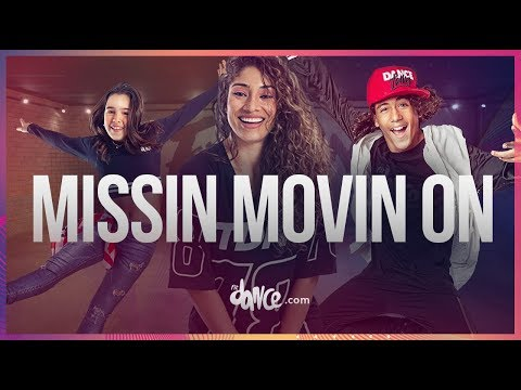 Missin Movin On - Fifth Harmony  FitDance Teen  Coreografía Dance