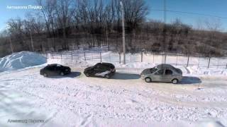 Автодром автошколы Лидер г. Самара / Samara(, 2016-02-14T05:38:43.000Z)
