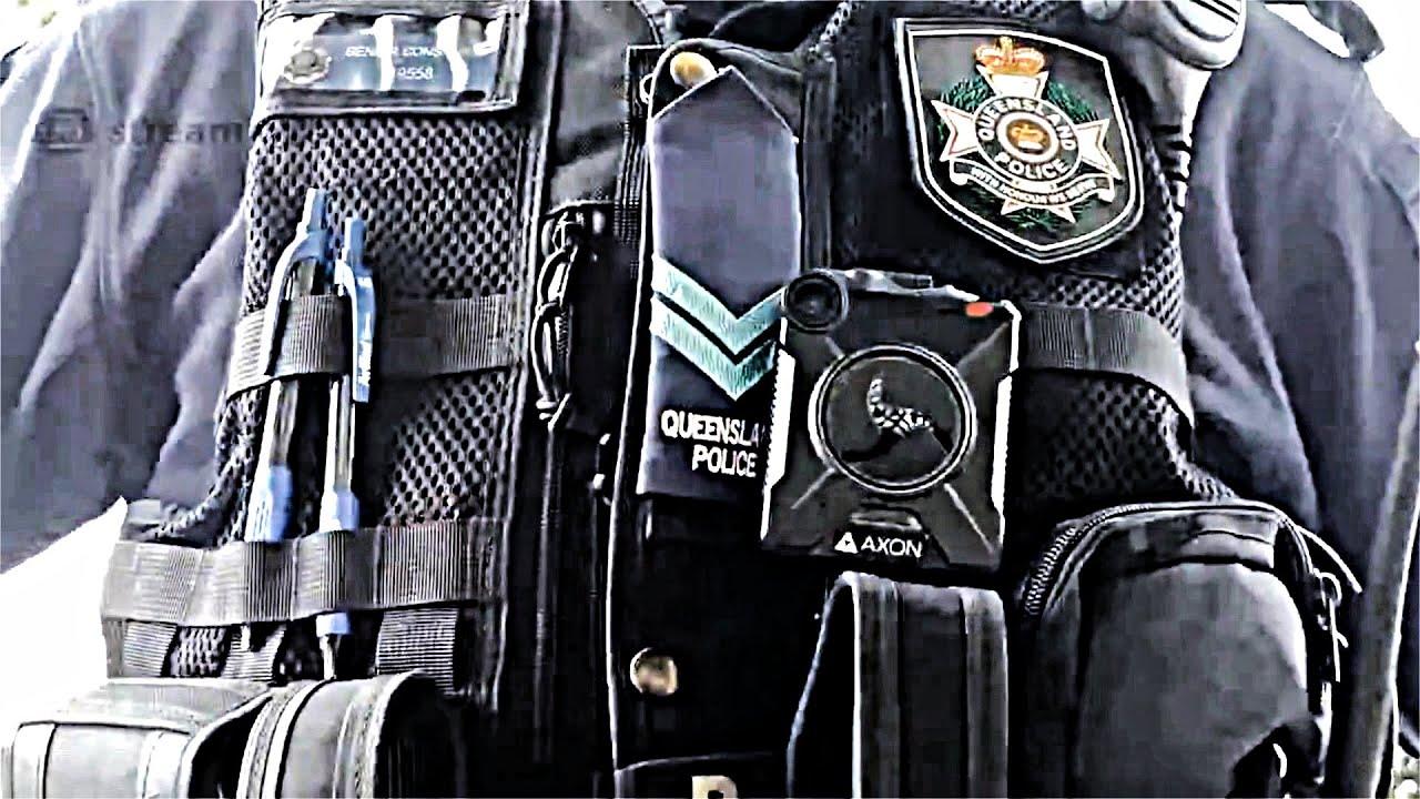 Queensland Cops Arrest & Conspire Against Peaceful Aussie Cameraman, Oppression-Caught On Livestream