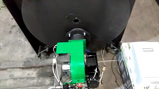 ОгоньТруба Парогенератор 250 кг.пара в час. Обзор.