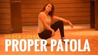 PROPER PATOLA || NAMASTE ENGLAND || DANCE COVER || HEELS CHOREOGRAPHY || ARPANA JHA