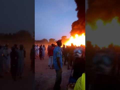 Burning of seized hard drugs in Kano