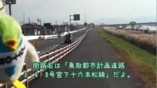 はばたけ!トリピー ~鳥取環状道路がもっとAKBに!~