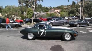 1964 Jaguar Semi-Lightweight E-Type
