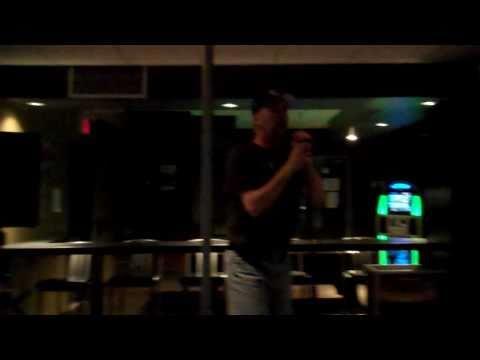 John Blanchard singing the Cult's She Sells Sanctuary