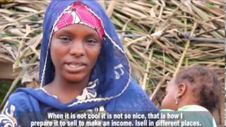 MIRIAM, a Fulani woman.