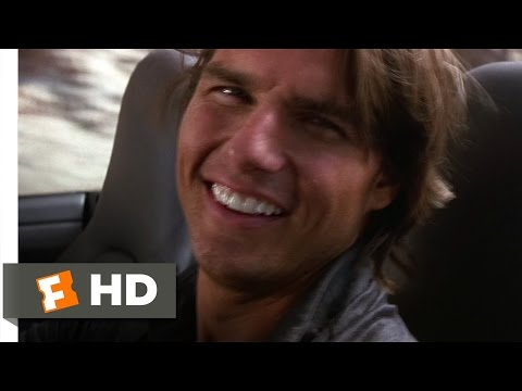 Mission: Impossible 2 (1/9) Movie CLIP - Watch the Road (2000) HD poster