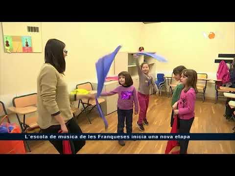 VOTV -  L'escola de música de les Franqueses inicia una nova etapa
