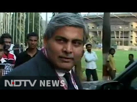 Anurag Thakur expects Shashank Manohar to become BCCI President