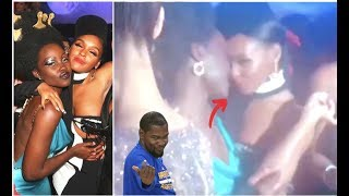 Janelle Monae And Lupita N'Yongo  Hook Up  At Met Gala! + Blueface Wave Checks Fan Ghost, French Mon