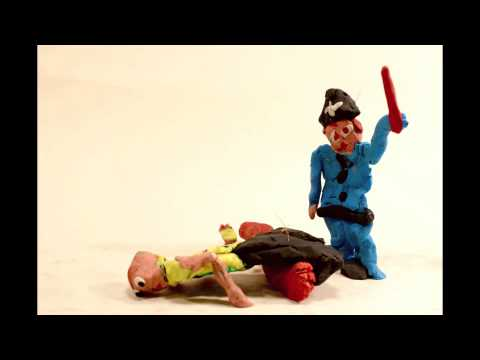 A Brief History Of Australia Claymation