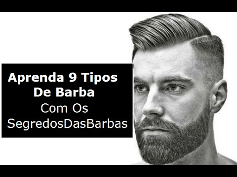 9 modelos de barba escolha o melhor estilo de barba para for Tipos de corte de barba