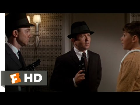The President's Analyst (6/9) Movie CLIP - Don't Say Lousy, It's Impolite (1967) HD