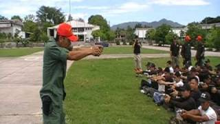 ฝึกชักปืนพกจากซอง