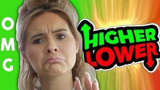 WHY DO I GET SO MAD?!  | Higher or Lower