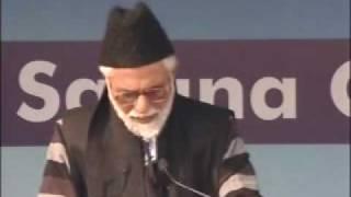 Ahmadiyya : Khatme Nabooath Ki Haqeekath Jalsa Qadian 2009 Day 2 Morning Part 4/4