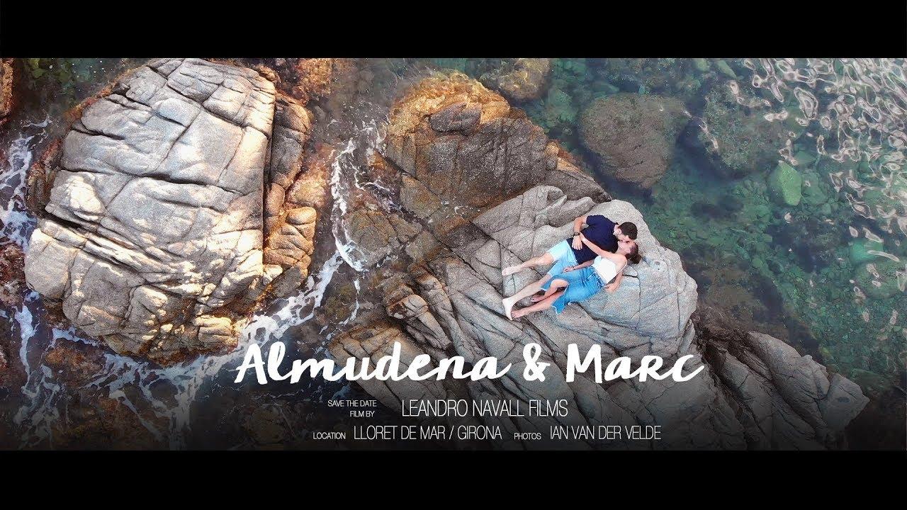 Almudena & Marc :: Leandro Navall :: Videografo de Bodas en Lloret de Mar, Cataluña, España