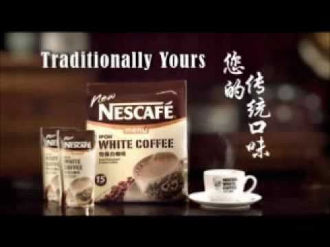 NESCAFÉ® MENU™ IPOH WHITE COFFEE TV CM