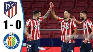 Atletico madrid vs getafe 1-0 all goals & highlights 30/12/2020 hd
