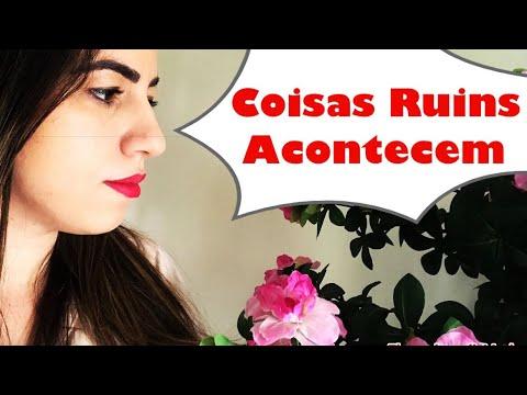 COISAS RUINS QUE ACONTECEM | Devocional | Mundo de Mariana