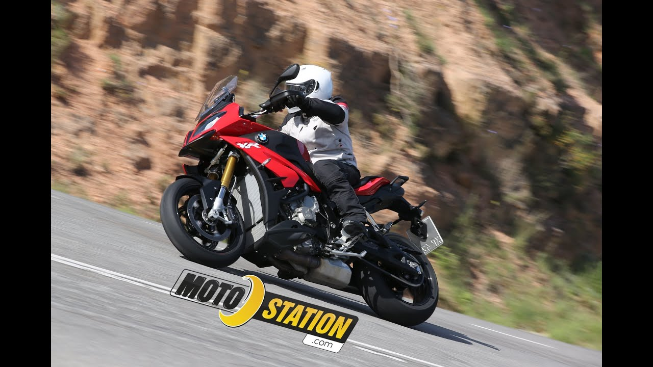 Essai Bmw S 1000 Xr Une S 1000 R Version Cross Over Youtube