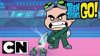 Teen Titans Go! -  Hive Five (Clip 1)
