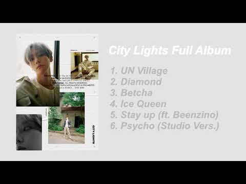 [Full Album] City Lights - EXO Baekhyun(백현) -