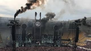 Rammstein Intro & Was ich liebe @EUROPE STADIUM TOUR 2019 - Dresden