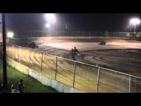 Twin Cities Raceway Park 7/3/15 (Feature)