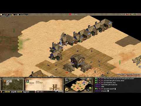 12/09 BacT vs TheViper Arabia 2 games