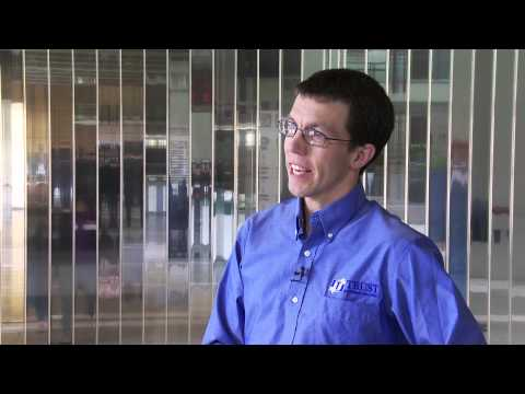 abas ERP customer testimonial: Tom Stieger, Trust Automation