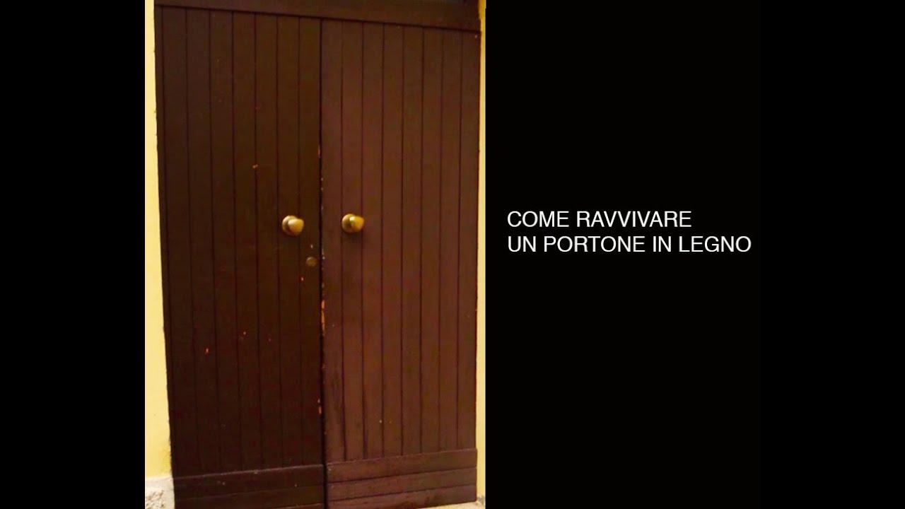 Come Ripristinare Una Porta In Legno.Come Ravvivare La Vernice Di Porte E Portoncini In Legno