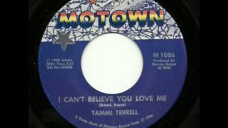 TAMMI TERRELL - I CAN