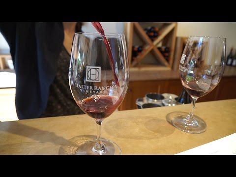Wine Tasting at Paso Robles California